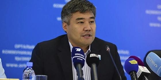 Дархан Кәлетаев. Фото: СЦК