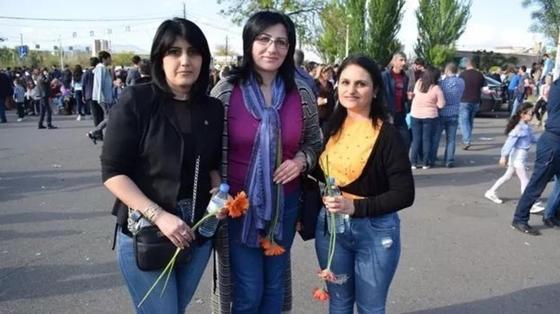 Лидеры протестов в Армении: отставка Саргсяна - только начало