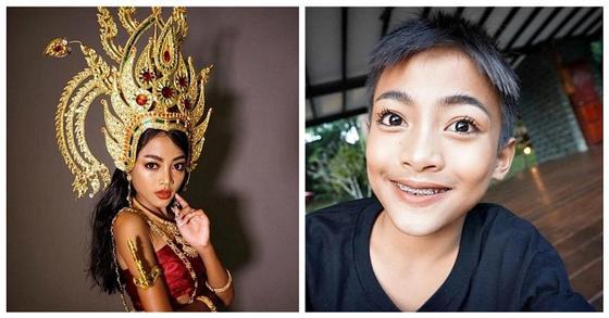 Почему 12-летний трансвестит из Таиланда стал звездой модельного бизнеса