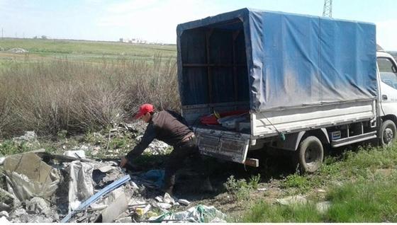 У меня столько не живет, чтобы так мусорить: аким Акмолинской области о свалках