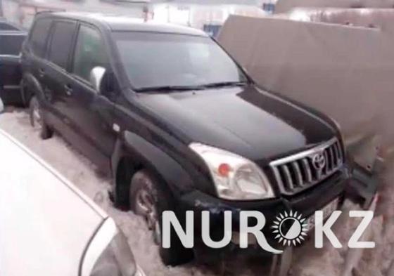 Купивший угнанный джип у чиновников Астаны житель Караганды отсудил деньги