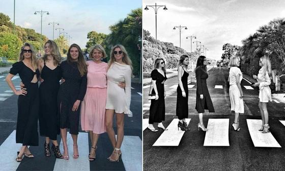 «РАШНКАРДАШН»: Вера Брежнева опубликовала фото с сестрами и мамой