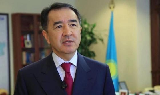 Сагинтаев взял под личный контроль расследование причин схода вагонов в Шу
