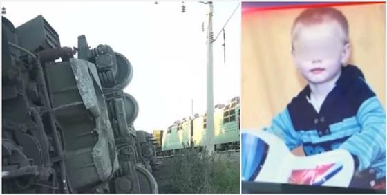 Погибшего при крушении поезда мальчика похоронили в Карагандинской области
