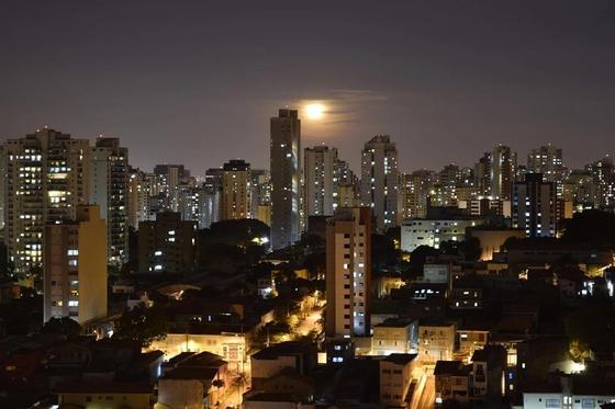 Самый большой город Сан-Паулу