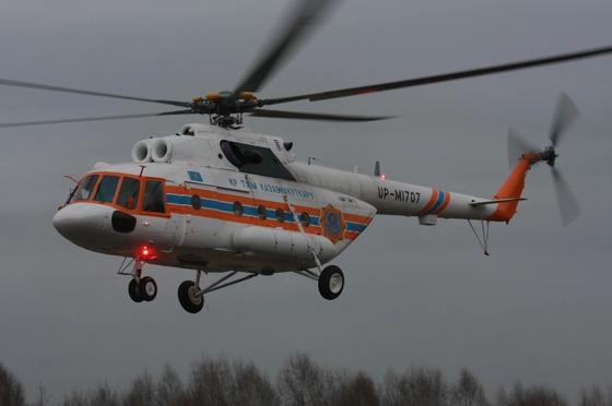 Вертолет Казавиаспас вылетел на помощь туристам в Кыргызстан