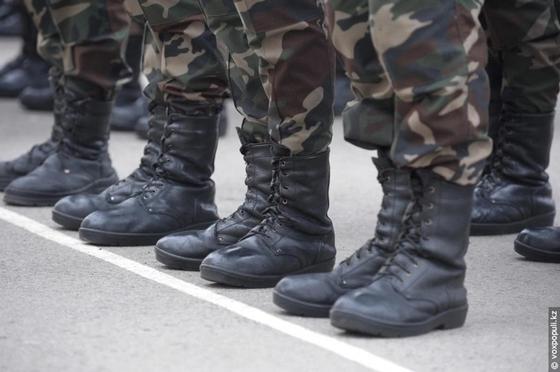 Қарағанды облысында 18 жастағы сарбаз өзін-қзі атып өлтірген