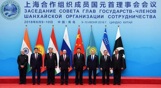 О чем говорил Назарбаев на заседании глав ШОС в Китае