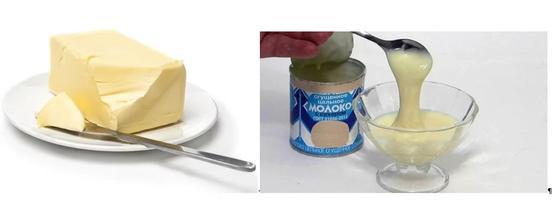 Крем для медового торта со сгущенкой и маслом