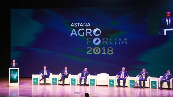 Назарбаев поздравил аграриев с окончанием уборочной кампании