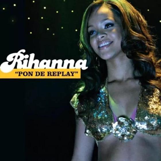 обложка к первому диску Рианны