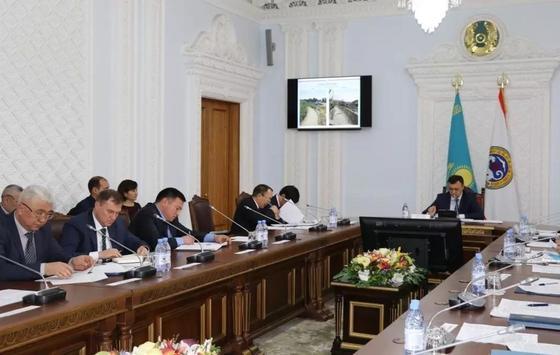 ДЧС сообщил о паводковой ситуации в Алматы