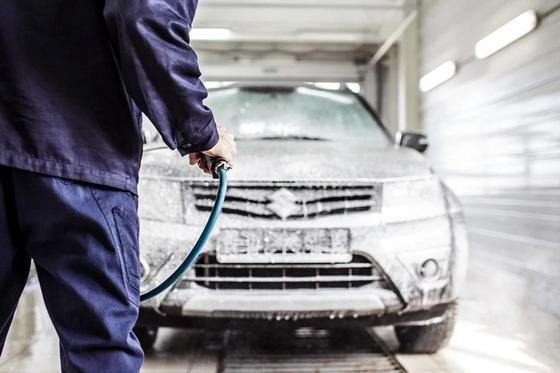 Стоит ли мыть машину в мороз или слякоть