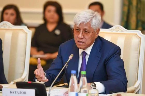 Аким Алматинской области открыл аккаунт в Facebook