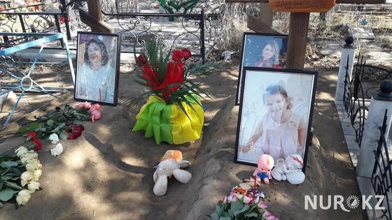Павлодарцы накрывают столы на кладбище как в элитном ресторане