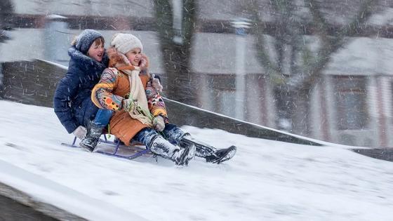 Погода на сегодня: туман, гололед и метели ожидаются в Казахстане