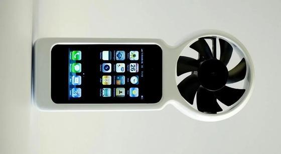 ветрогенератор для зарядки Айфона