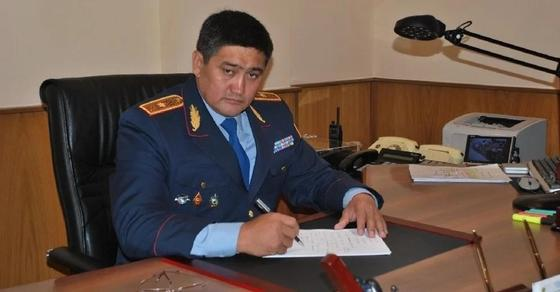 МВД провело проверку после жалобы на начальника ДВД Алматы