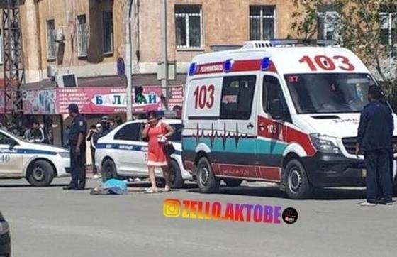 Автобус размозжил голову пешехода в Актобе