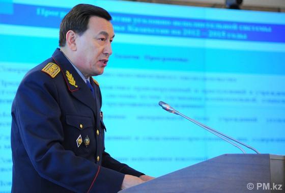 Касымов прокомментировал скандал вокруг начальника ДВД Павлодарской области