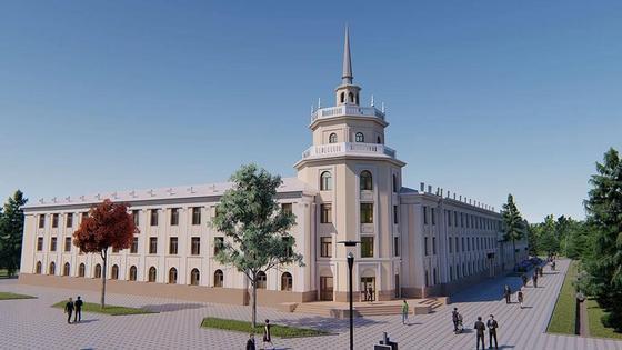 Центр Алматы ждут новые изменения: в акимате показали эскизы
