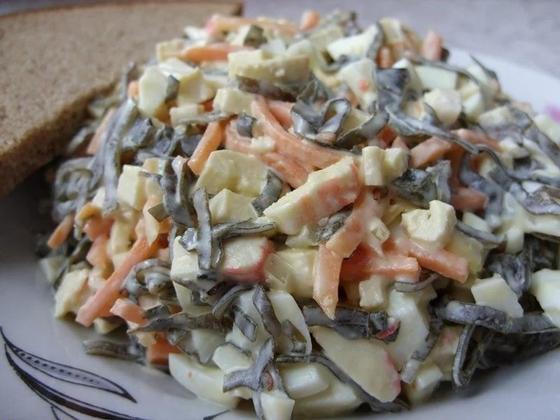 Как приготовить морскую капусту в домашних условиях