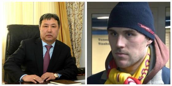 Задержание замакима Мангистауской области: деньги передал бывший хоккеист из Словакии