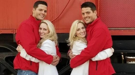 """""""Это особая связь"""": Братья-близнецы поженятся с сестрами-близняшкам в один день"""