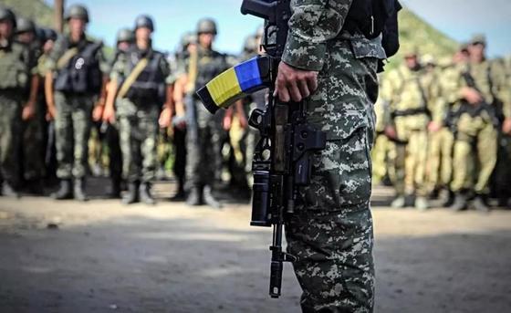 Украина приготовилась к «полномасштабной» войне с Россией