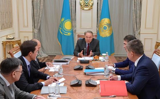 Елбасы «Назарбаев университетінің» президентіне тапсырма берді