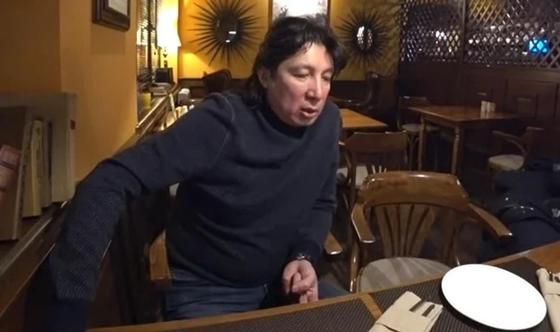 Быший первый заместитель Аблязова Жаксылык Жаримбетов. Скриншот видео YouTube