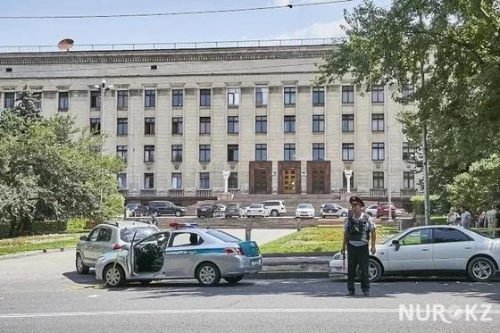 Почему экс-главу УВД обвинили в бездействии во время теракта в Алматы