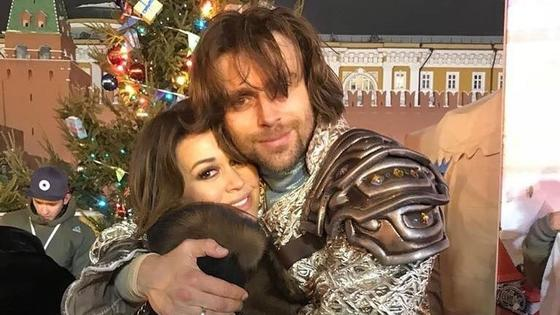 Анастасии Заворотюк с мужем