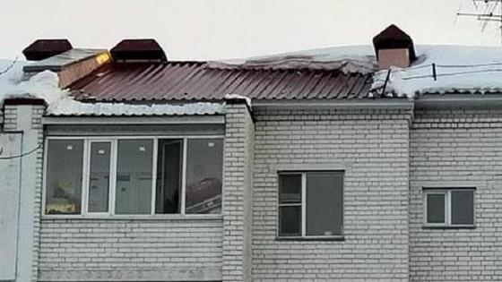 Дом в Уральске