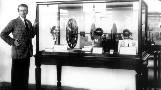 Джон Бэрд изобрел механическое телевидение