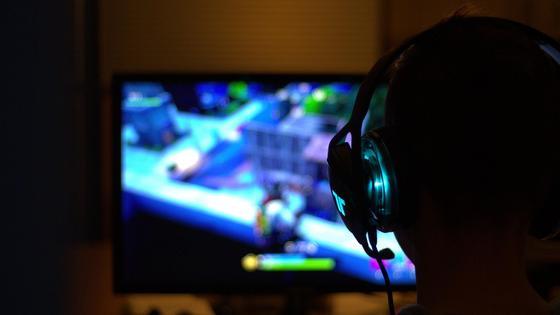 Игрок за компьютером