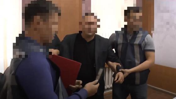 Антикоррупционщики задержали чиновника