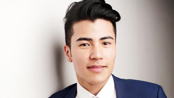 казахский парень