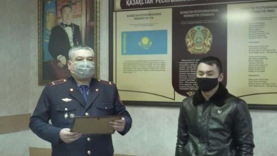 шымкент полиция