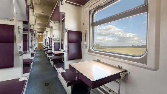 Какие вещи пригодятся в плацкартном вагоне поезда