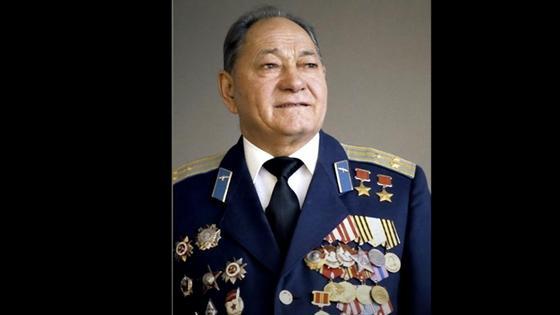Портрет Талгата Бегельдинова