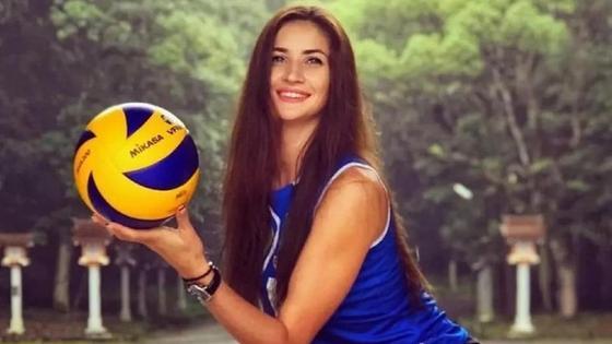 Волейболшы Кристина Карапетян