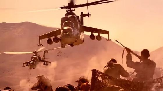Кадр из фильма «9 рота»