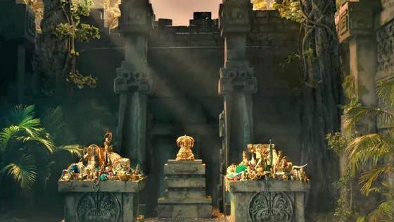 Кадр из фильма «Дора и затерянный город»