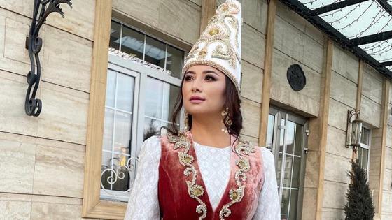 Мадина Садвакасова
