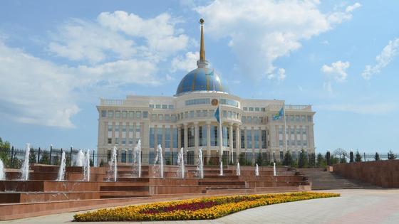 Дворец Первого Президента Республики Казахстан
