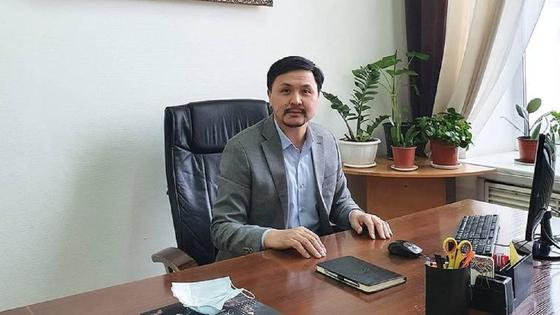 Досымжан Таңатаров