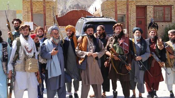 Талибы в Панджшере