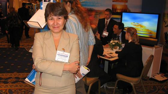 Посол Казахстана в Марокко Саулекуль Сайлаукызы