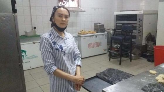 Найденная гражданка Узбекистана